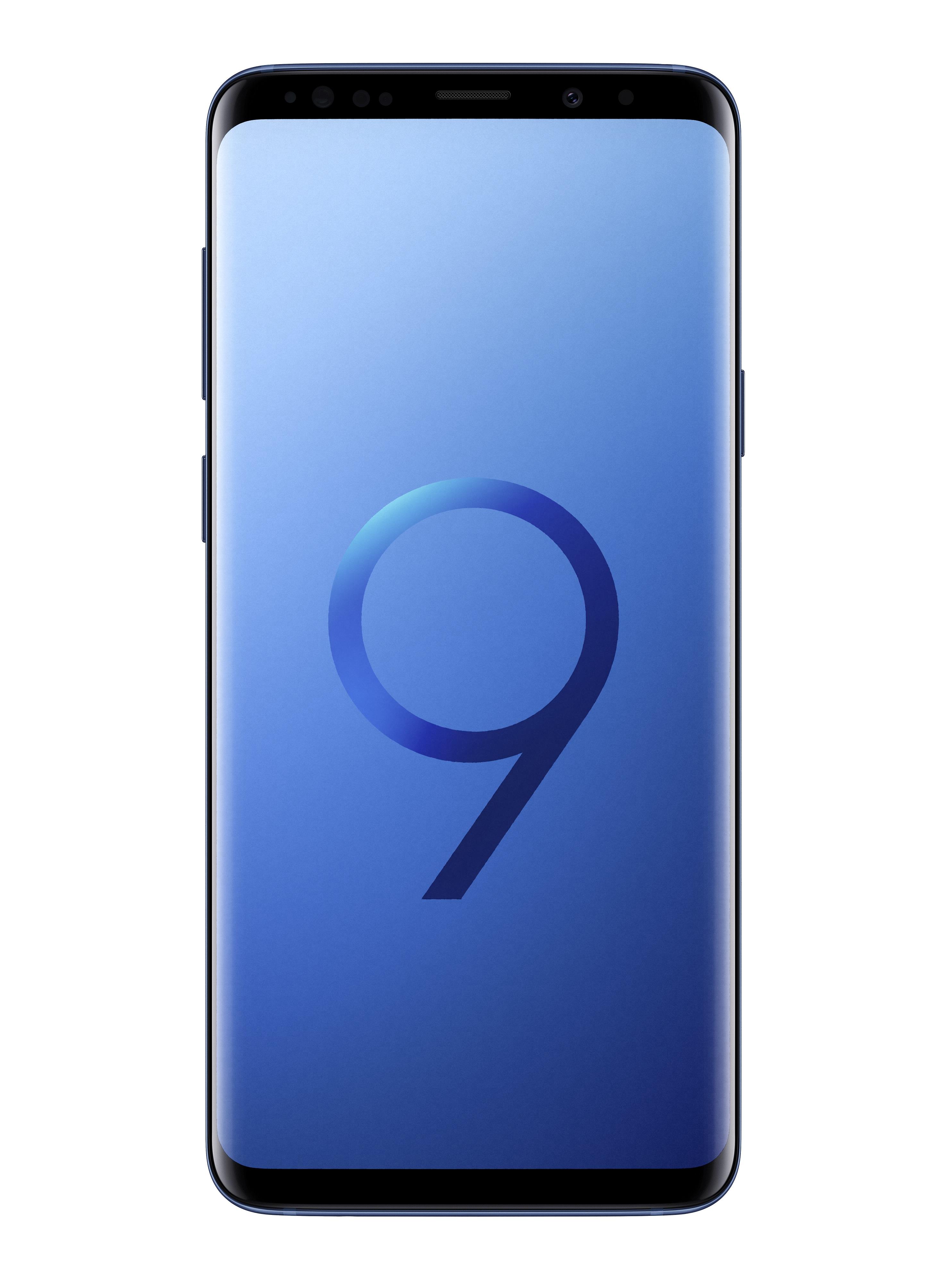 Samsung Galaxy S9+ 64GB Dual Sim, Blue