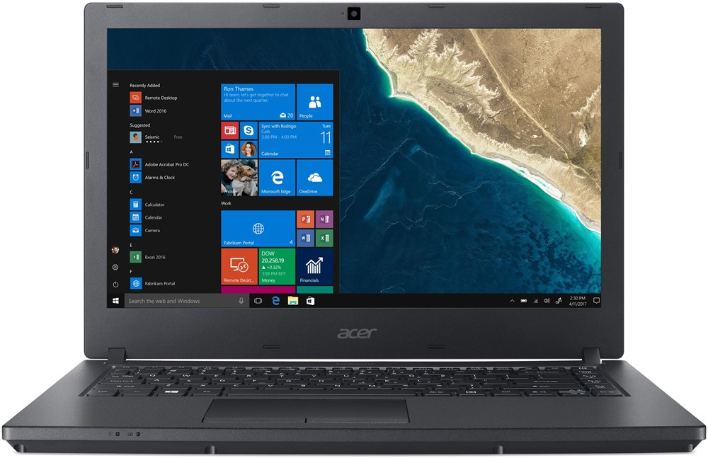 "Acer TravelMate P2410-G2-M-337C i3-8130U/4GB+N/256GB SSD M.2+N/HD Graphics/14.0"" FHD IPS LED matný/BT/W10 Pro/Black"