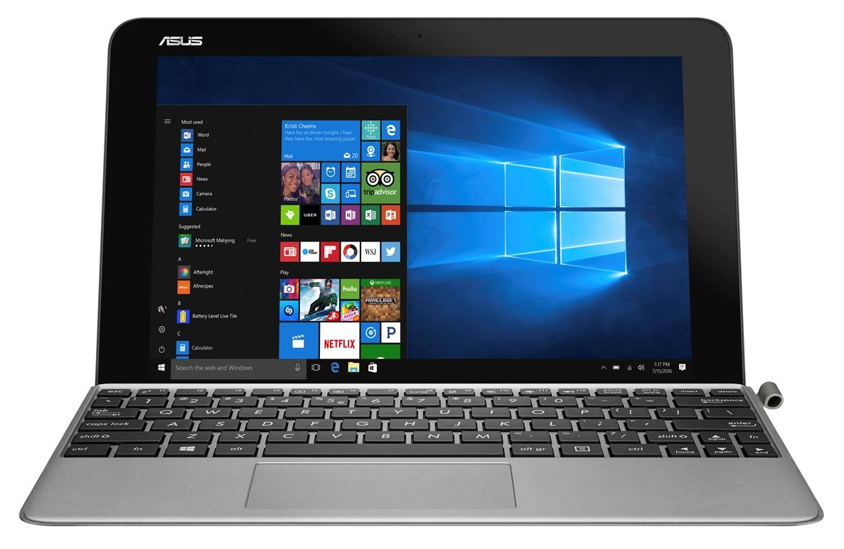 "ASUS T103HAF-GR032T Atom x5-Z8350/10,1"" IPS 1280x800 WXGA/4GB/64GB EMMC/HDMI/BT/Cam/W10 Home/Grey"