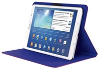 """TRUST Aeroo Folio Stand for 7-8"""" tablets, pink"""