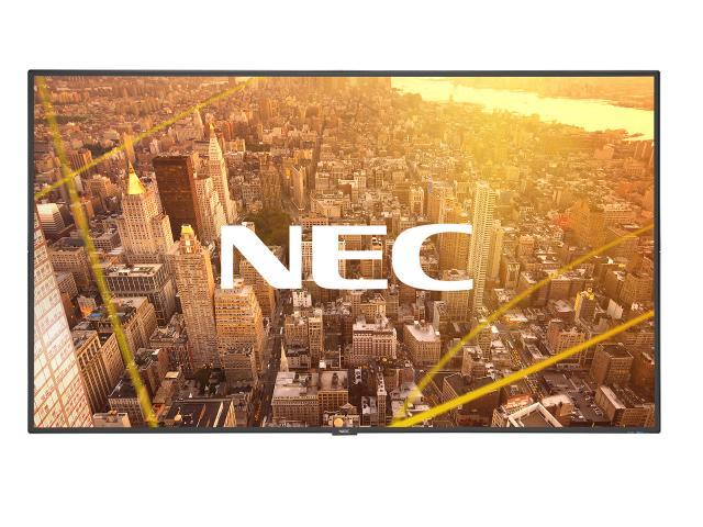 "NEC 43"" velkoformátový display C431 24/7, 1920x1080, 400 cd/m2, Media Player, bez stojanu"