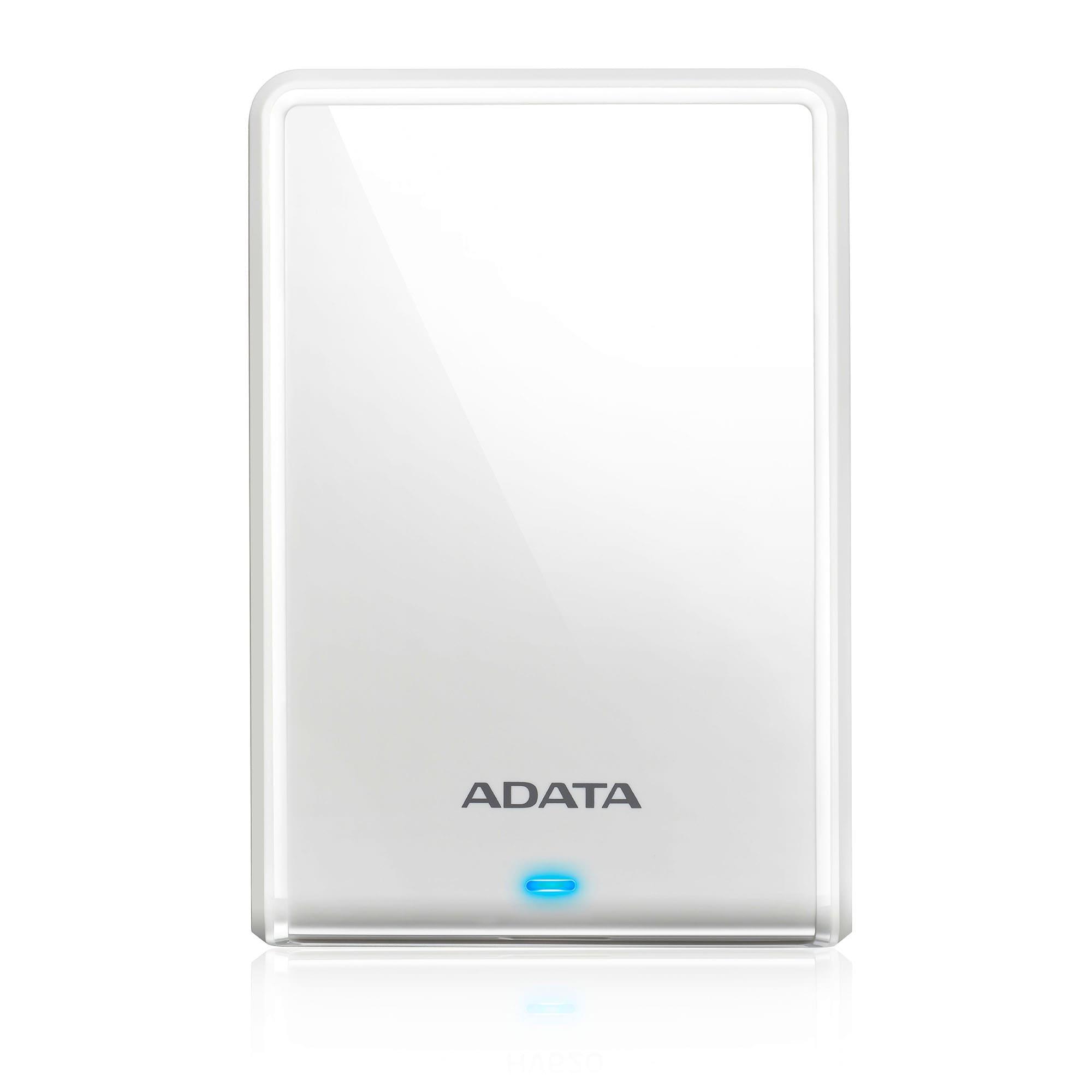"""ADATA HV620S 2TB External 2.5"""" HDD bílý"""