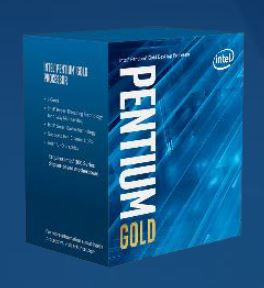 INTEL Pentium Procesor G5400 3,7GHz/2core/4MB/LGA1151/Coffee Lake