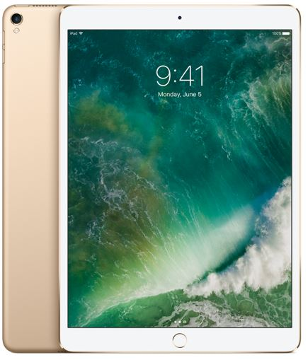 iPad Pro 10,5'' Wi-Fi+Cell 512GB - Gold