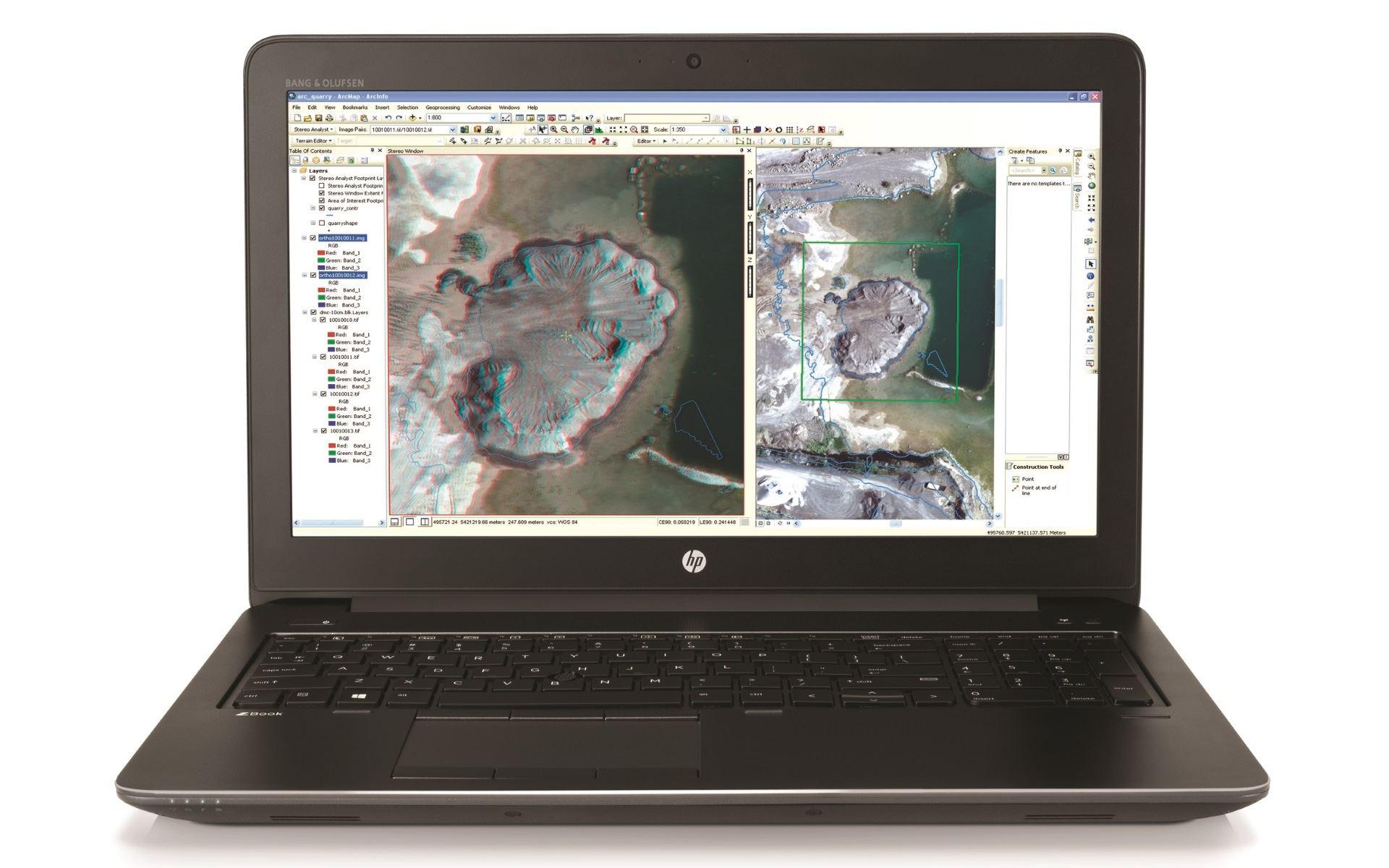 HP ZBook 15 G3 FHD/i7-6700HQ/8GB/256SSD/NVIDIA M2000/VGA/HDMI/TB/RJ45/WFI/BT/MCR/FPR/3RServis/7+W10P