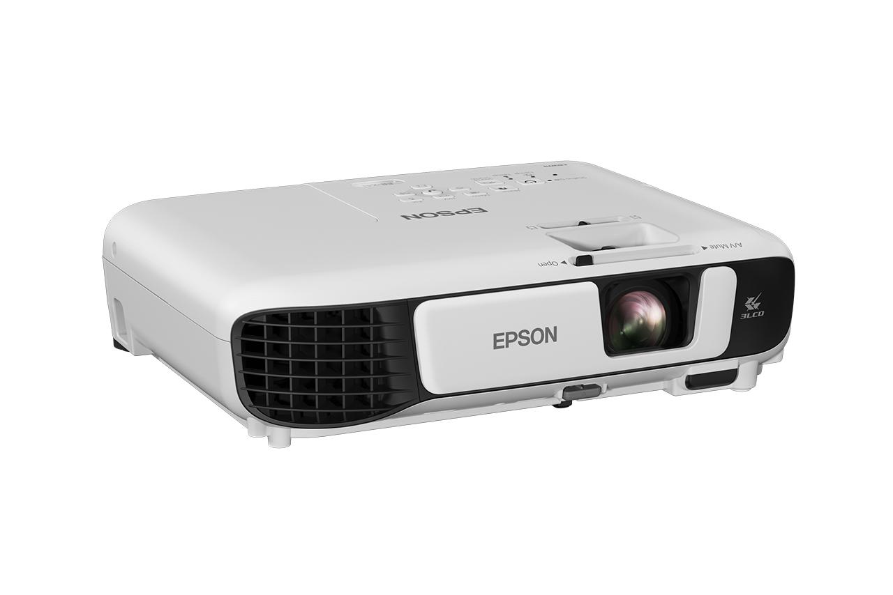EPSON 3LCD/3chip projektor EB-X41 1024x768 XGA/3600 ANSI/15000:1/HDMI/2W Repro/optionWi-fi