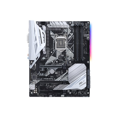ASUS PRIME Z370-A Intel Socket 1151/4DDR4/2 x PCIe 3.0/2.0 x16 + 1 x PCIe 3.0 x16/SATA 6Gb/s*6/ATX