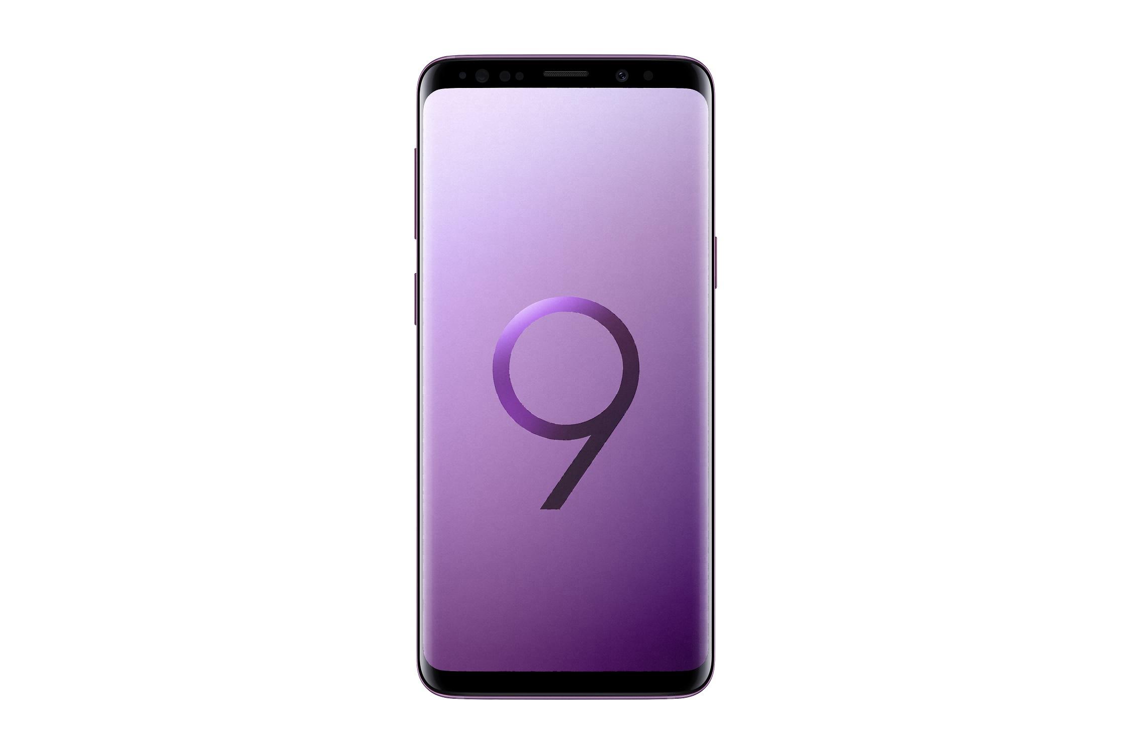 Samsung Galaxy S9 64GB Dual Sim, Purple