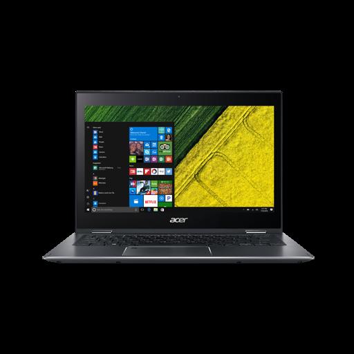 """Acer Spin 5 - 13,3T""""/i7-8550U/16G/512SSD/W10Pro šedý + stylus"""
