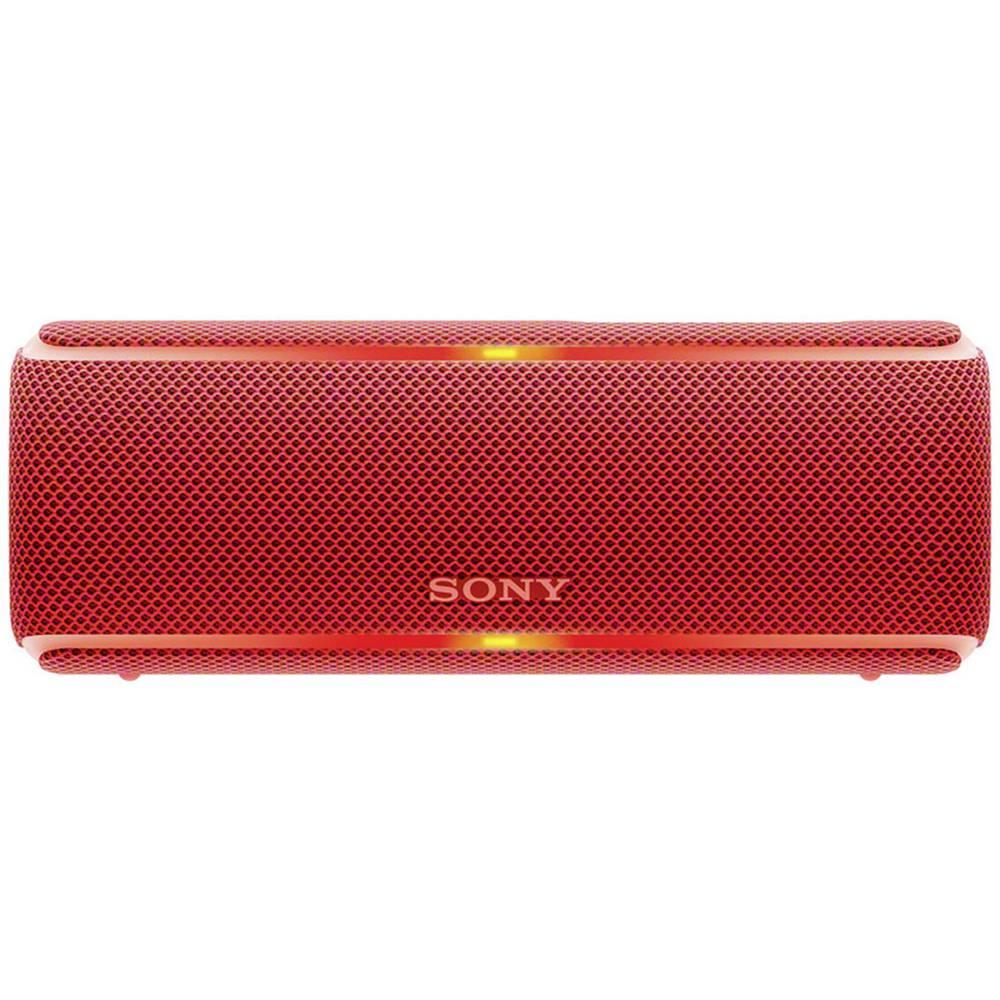 SONY SRS-XB21R Přenosný bezdrátový reproduktor s technologií Bluetooth, Red