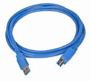 Gembird USB 3.0 kabel A-B 1,8m