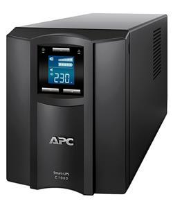 APC Smart UPS C 1000VA (600W) LCD 230V