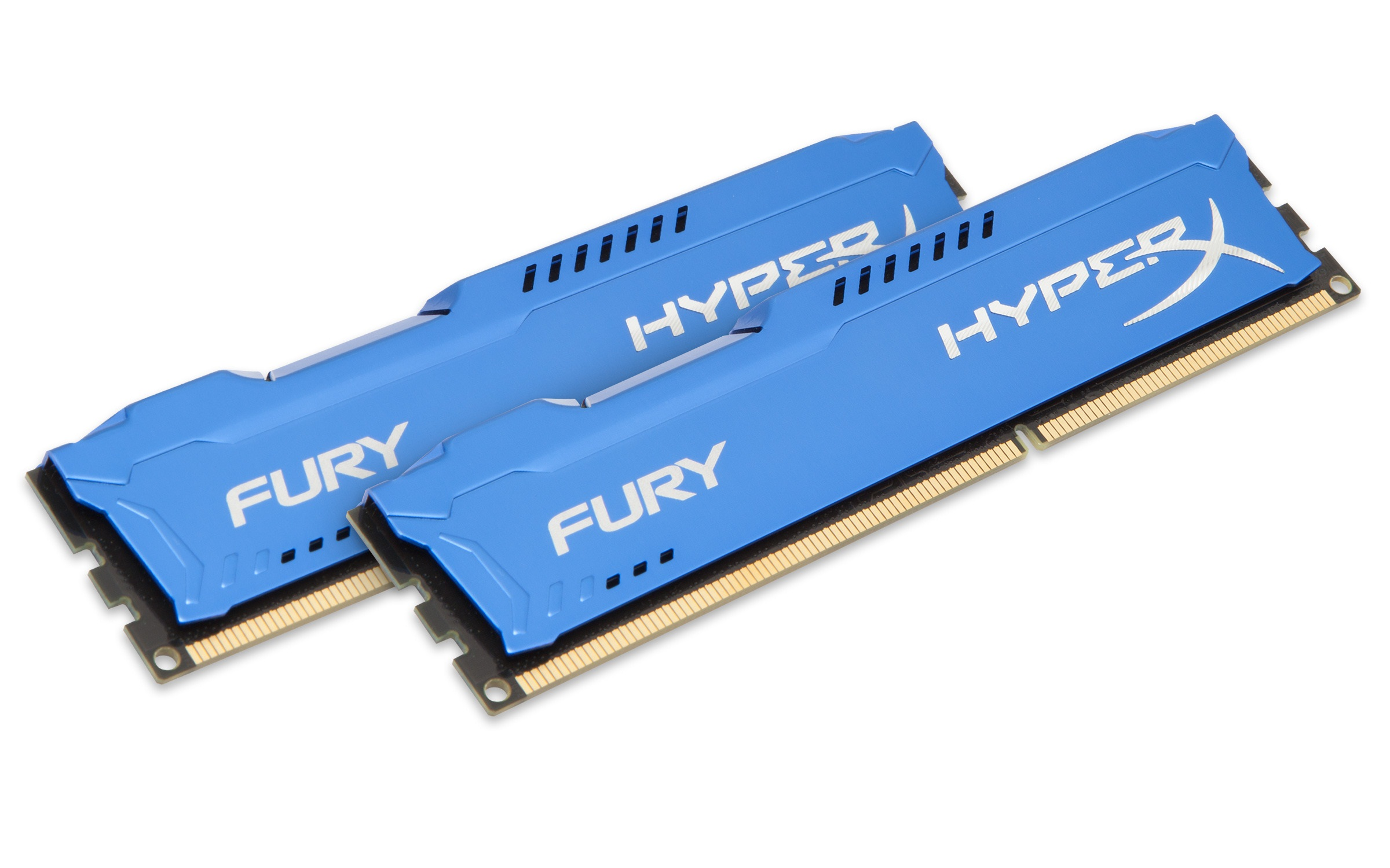 Kingston DDR3 8GB (Kit 2x4GB) HyperX FURY DIMM 1333MHz CL9 modrá