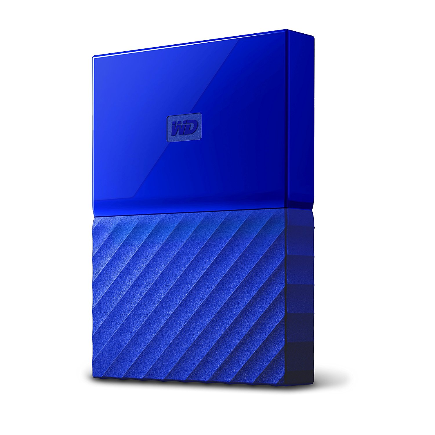 "WD My Passport 4TB Ext, 2,5"" USB3.0, BLUE"