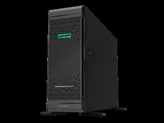 HPE ML350 Gen10 4110, 16G, 2x300GB 10k SAS, DVD-RW