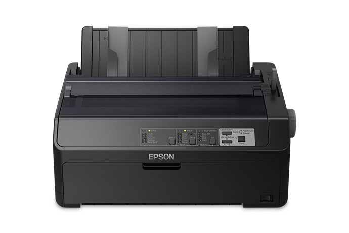 EPSON jehličková FX-890II - A4/2x9pins/612zn/1+6kopií/USB/LPT