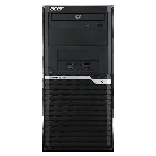Acer Veriton M2640G Ci3-6100 /4GB/256 GB SSD /DVDRW/W10 PRO s možností DG na Win 7 Pro