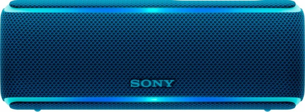 SONY SRS-XB21L Přenosný bezdrátový reproduktor s technologií Bluetooth, Blue