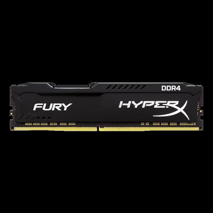 Kingston DDR4 16GB HyperX FURY DIMM 3466MHz CL19 černá