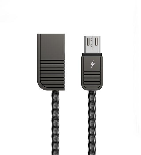 Remax RC-088m Linyo datový kabel micro USB,černý