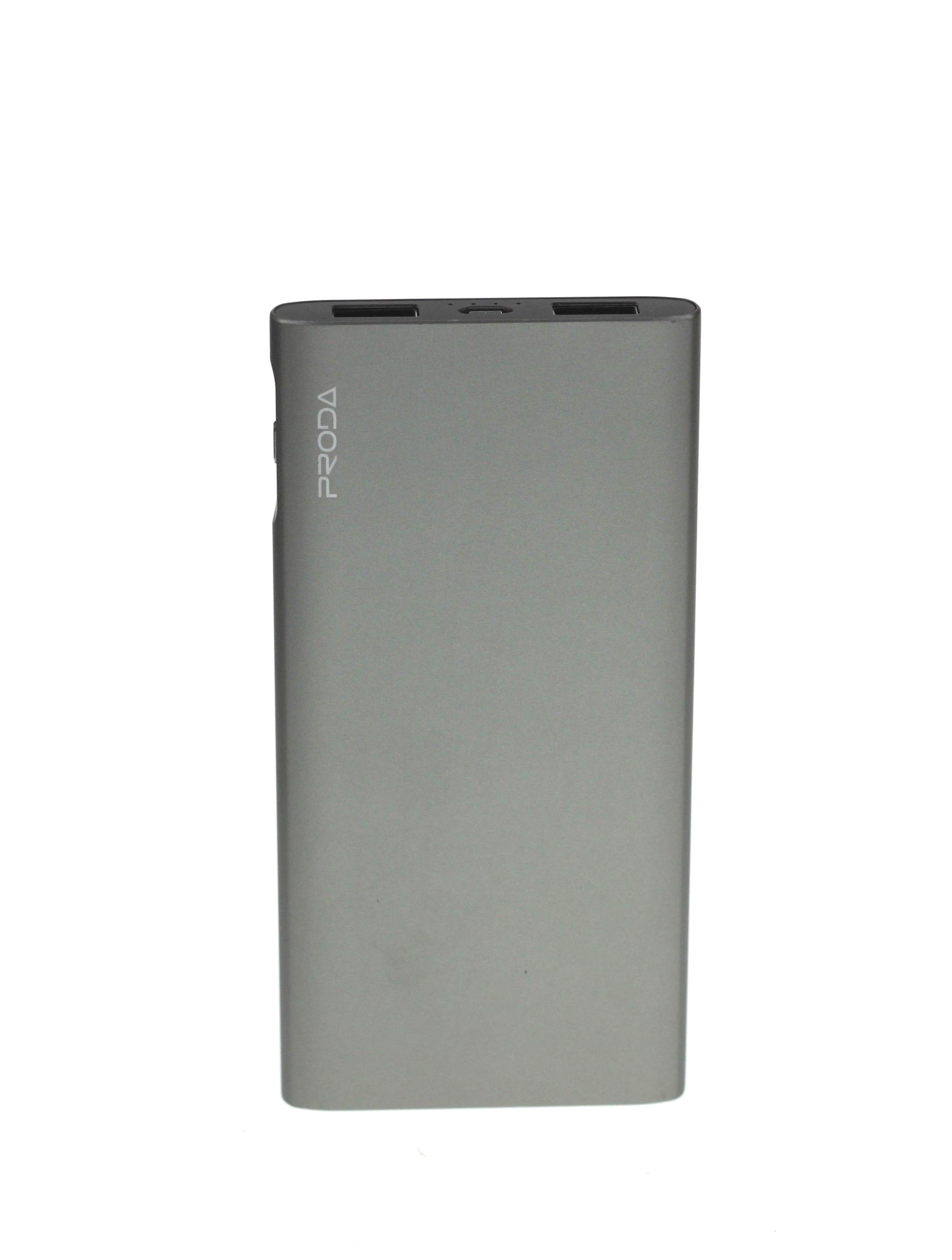 Power bank 10.000mAh,REMAX PPP-13 Proda,šedá
