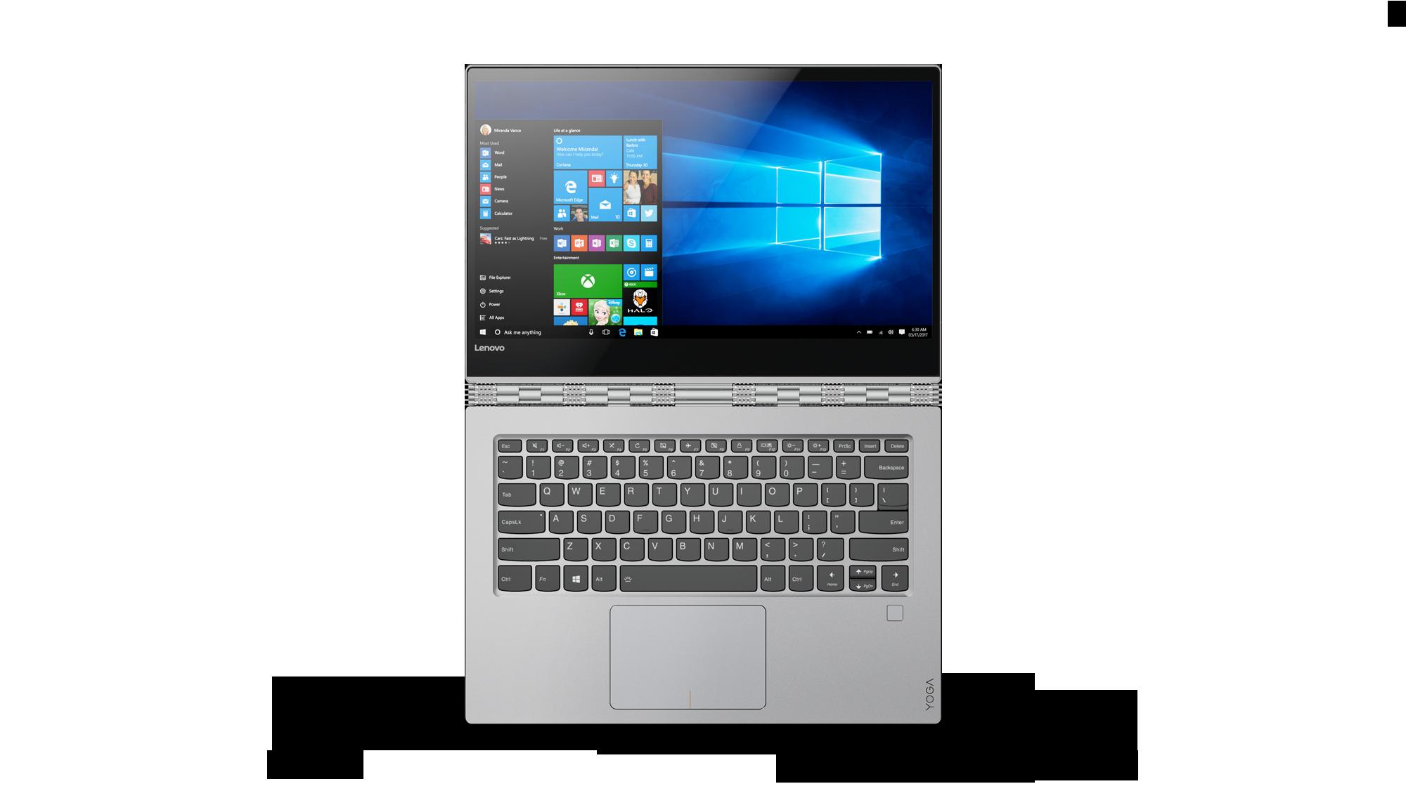 Lenovo YOGA 920 13.9''UHD T/i7-8550U/16G/512SSD/INT/W10H - Star Wars EDICE