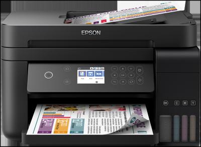 EPSON L6170 - A4/33-20ppm/4ink/ADF/Wi-Fi//LAN//duplex/CISS