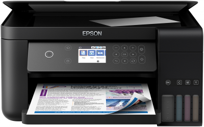 EPSON L6160 - A4/33-20ppm/4ink/Wi-Fi//LAN//duplex/CISS
