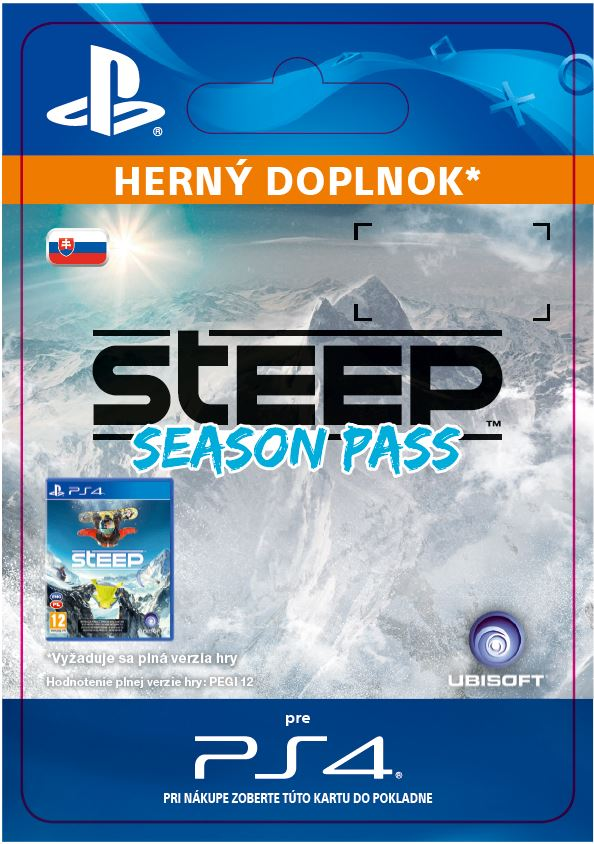 ESD SK PS4 - STEEP SEASON PASS