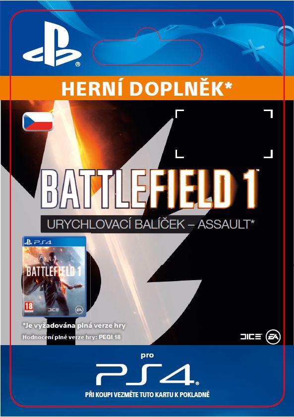 ESD CZ PS4 - Battlefield™ 1 Shortcut Kit: Assault Bundle