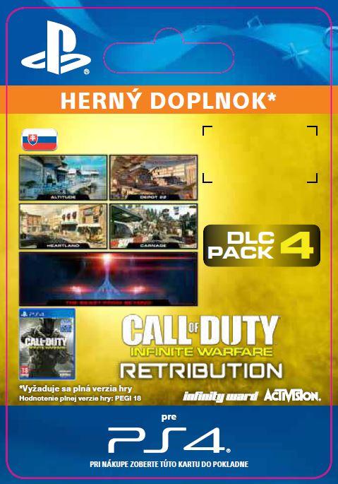 ESD SK PS4 - Call of Duty®: Infinite Warfare - DLC 4: Retribution