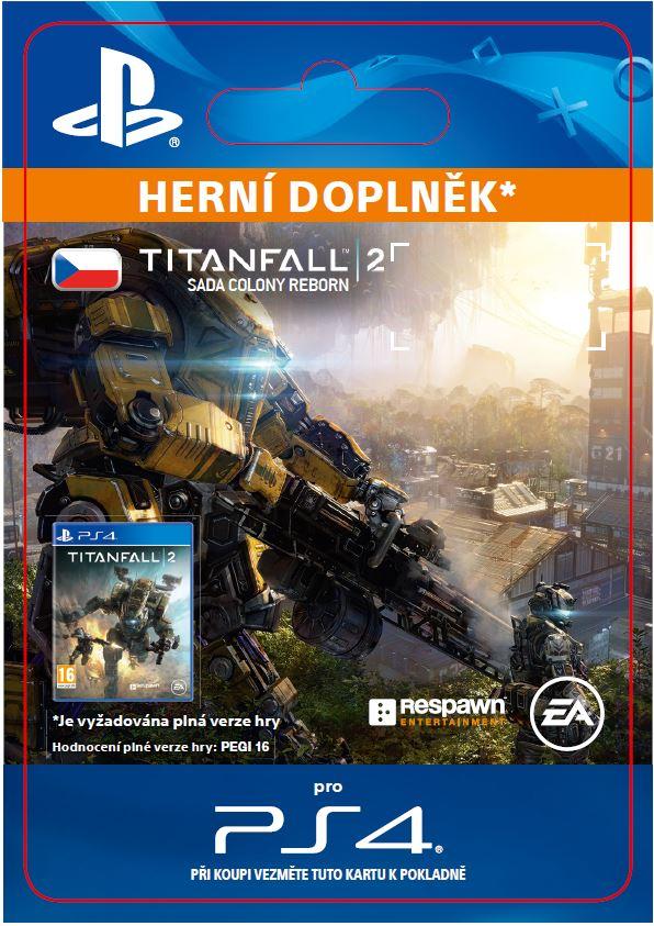 ESD CZ PS4 - Titanfall 2: Colony Reborn Bundle