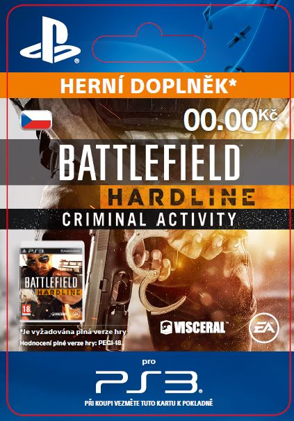 ESD SK PS4 - Battlefield™ Hardline Criminal Activity