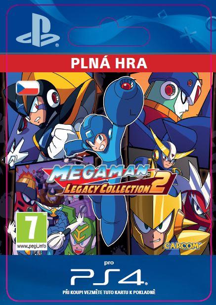 ESD SK PS4 - Mega Man Legacy Collection 2