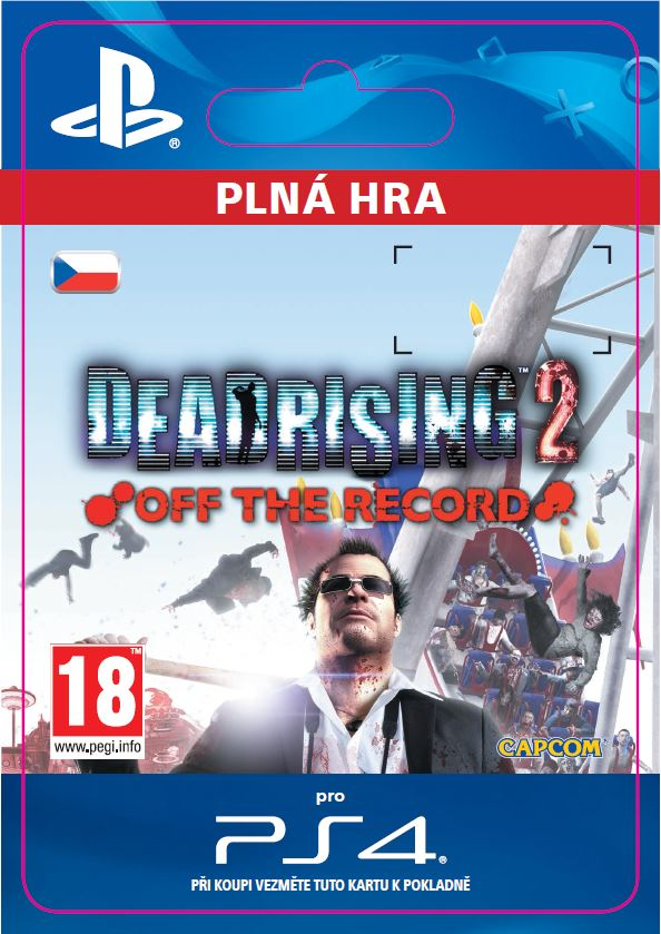 ESD CZ PS4 - DEAD RISING 2 Off The Record
