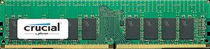 Crucial 8GB 2400MHz DDR4 CL17 DR x8 ECC Registered DIMM 288pin
