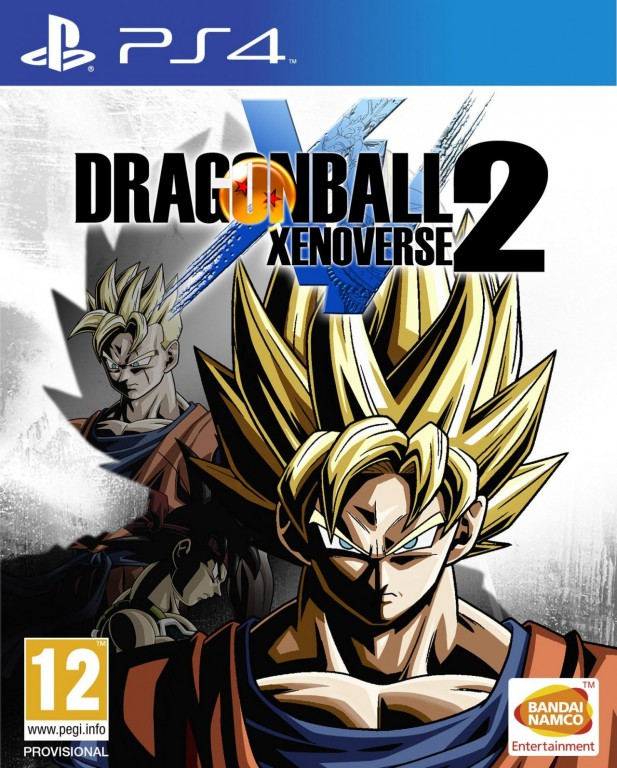 ESD CZ PS4 - DRAGON BALL XENOVERSE 2 - Season Pass