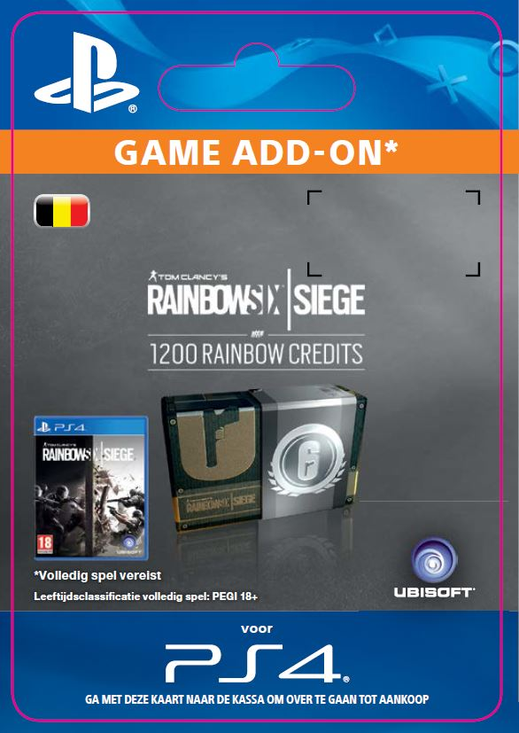 ESD CZ PS4 -2670 Credits Pack