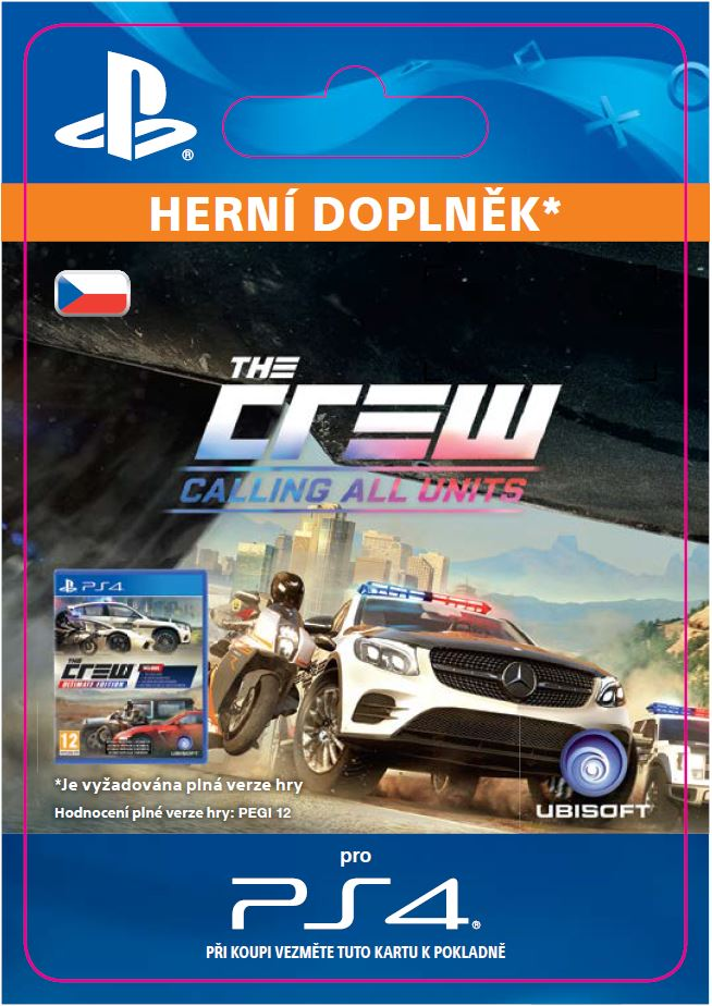 ESD CZ PS4 - THE CREW CALLING ALL UNITS