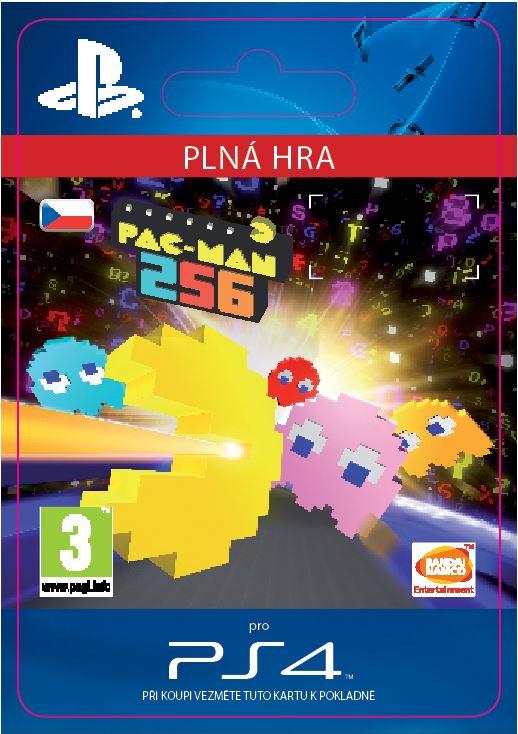 ESD CZ PS4 - PAC-MAN 256