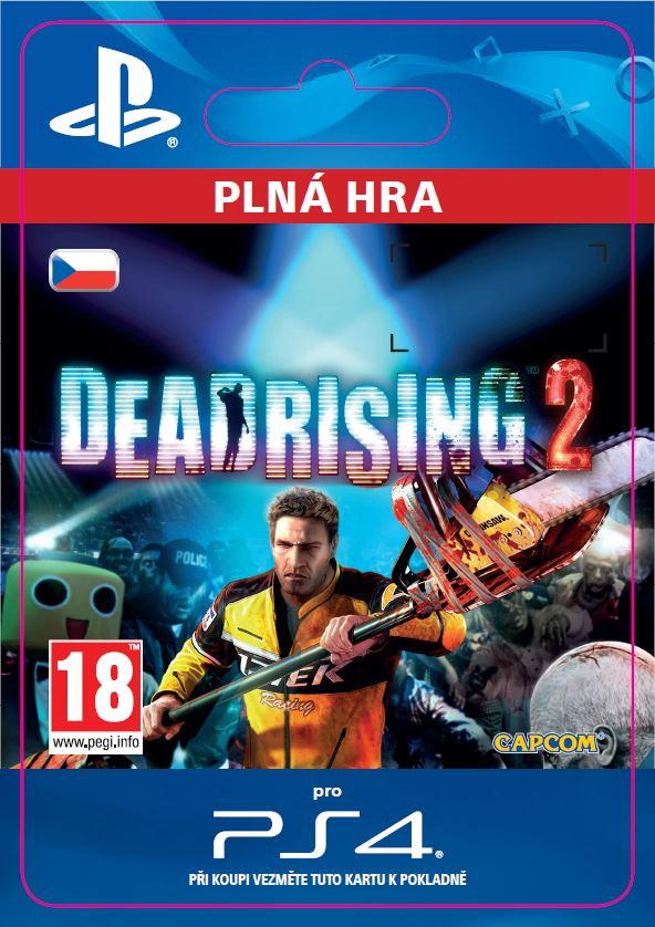 ESD CZ PS4 - DEAD RISING 2