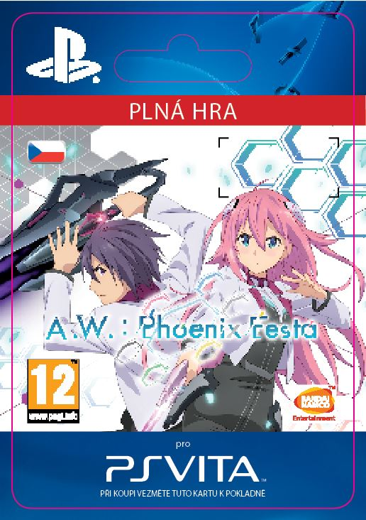 ESD CZ PS Vita - A.W. : PHOENIX FESTA