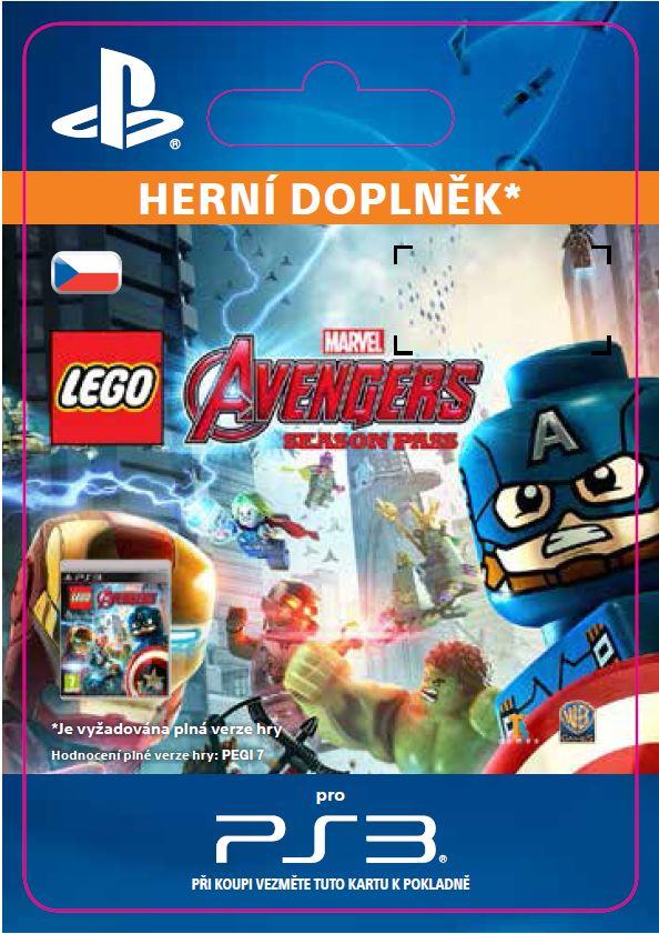 ESD SK PS3 - LEGO® Marvel's Avengers Season Pass
