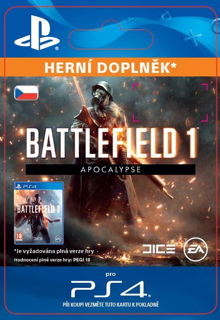 ESD SK PS4 - Battlefield™ 1 Apocalypse 6.3.