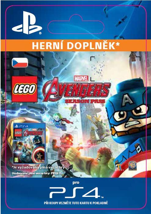 ESD SK PS4 - LEGO® Marvel's Avengers Season Pass