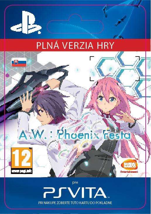 ESD SK PS Vita - A.W. : PHOENIX FESTA