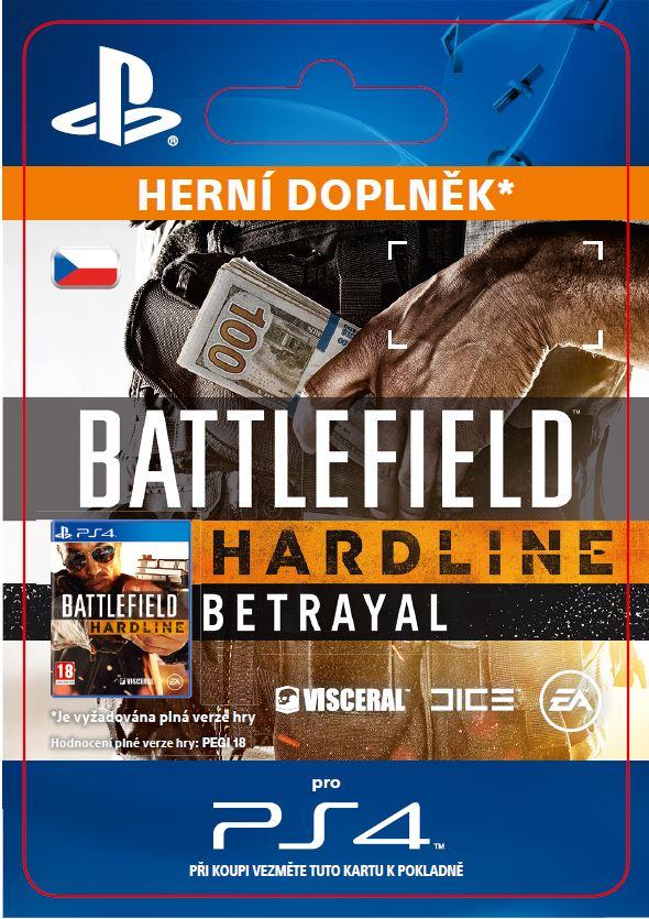 ESD CZ PS4 - Battlefield Hardline Betrayal