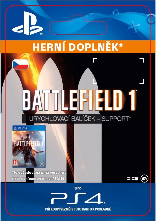 ESD CZ PS4 - Battlefield 1 Shortcut Kit: Support Bundle