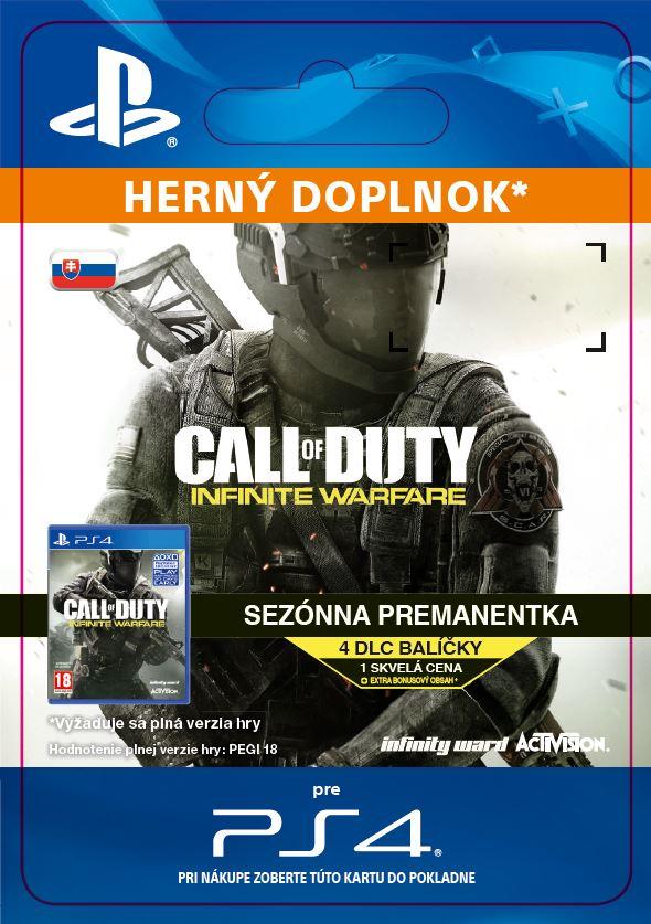 ESD SK PS4 - Call of Duty: Infinite Warfare - Season Pass