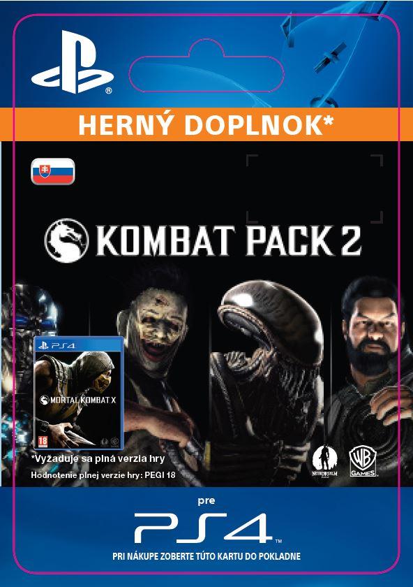 ESD SK PS4 - Mortal Kombat X Kombat Pack 2